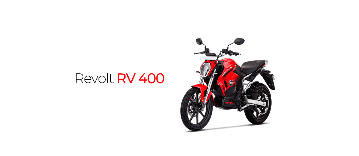 Revolt RV 400 Electric Motorcycle Launched
