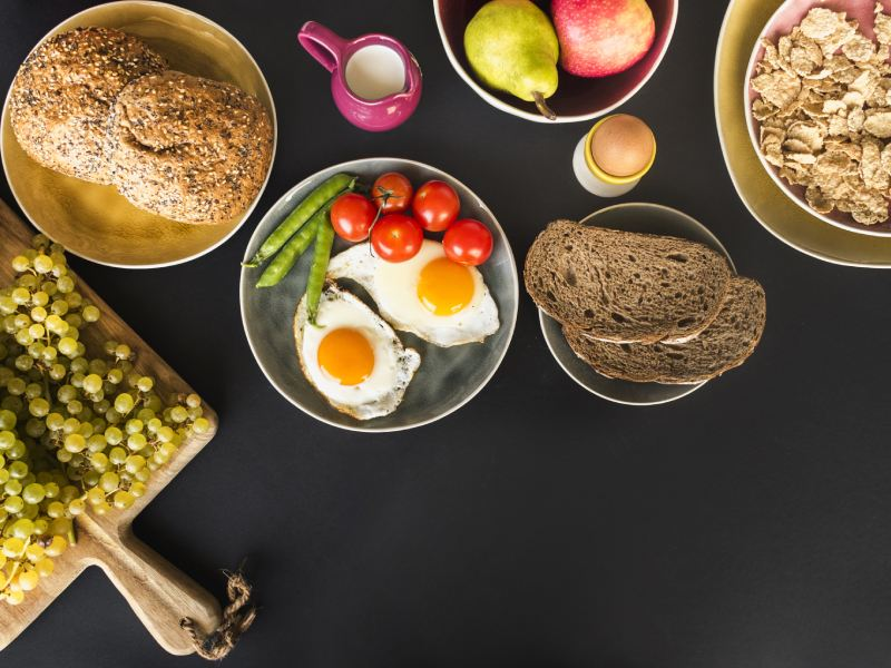 protein - How to Lose Weight and have a Sound Sleep Together?