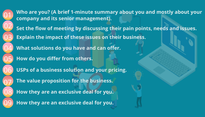 good sales pitch - Not Sure How to Approach a B2B Client? Find Out Here!