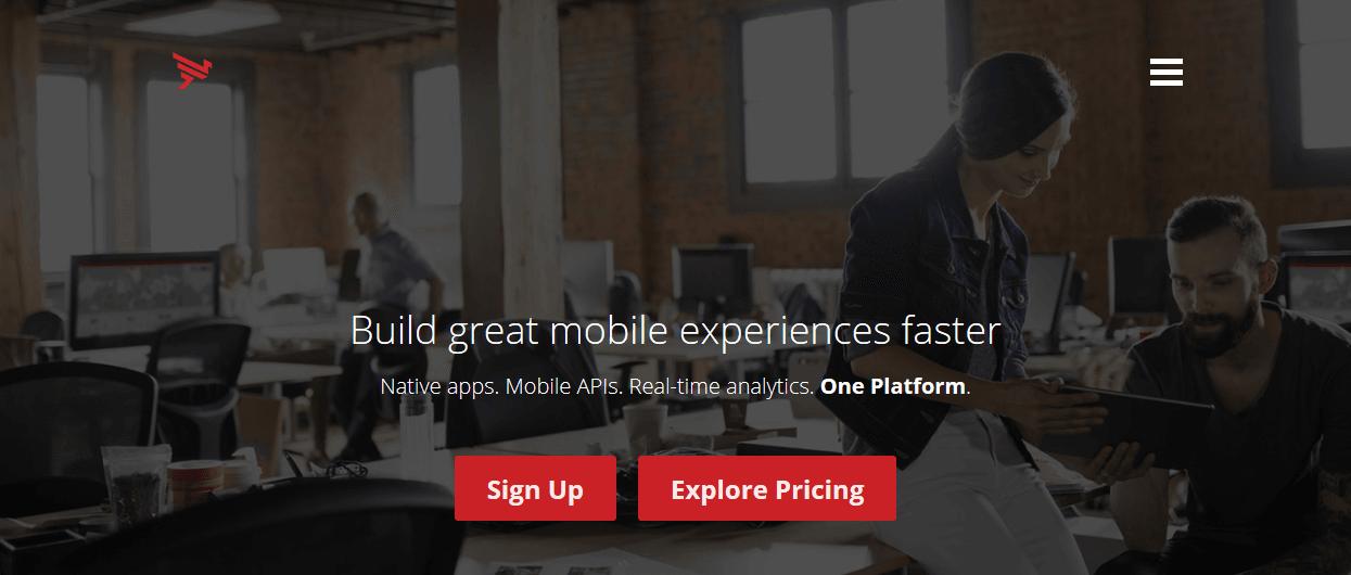 Appcelerator - 5 Best Cross-Platform Mobile App Development Tools
