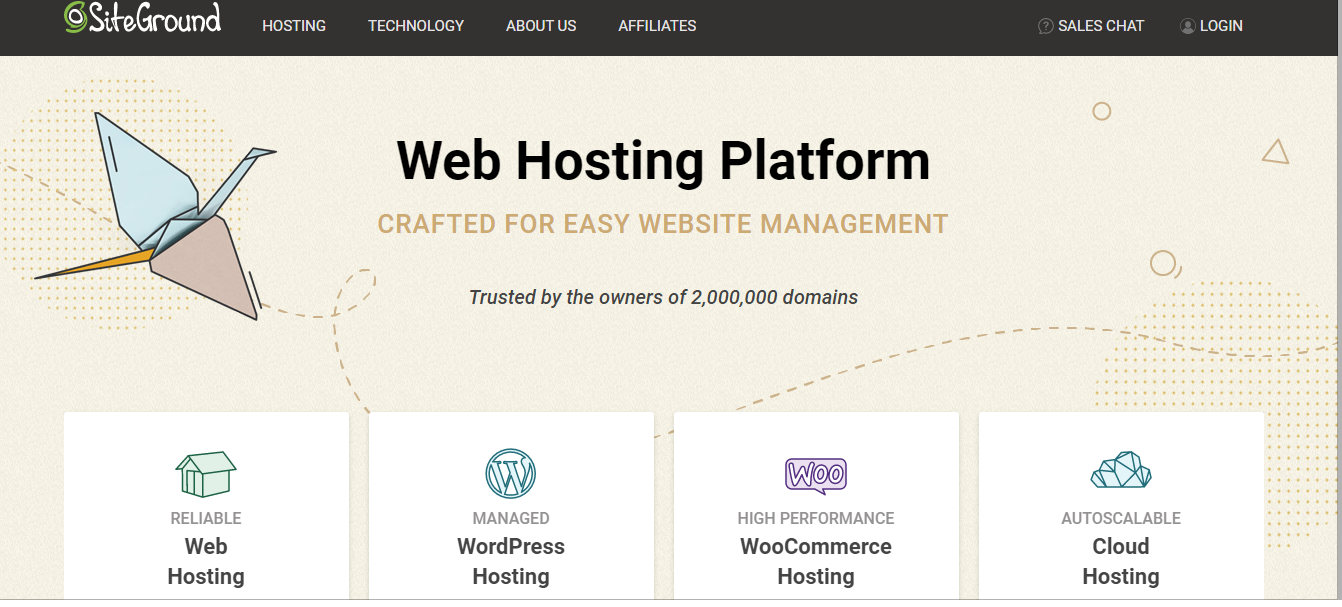SiteGround - Top 10 Web Hosting Companies in 2020 | Detailed Review