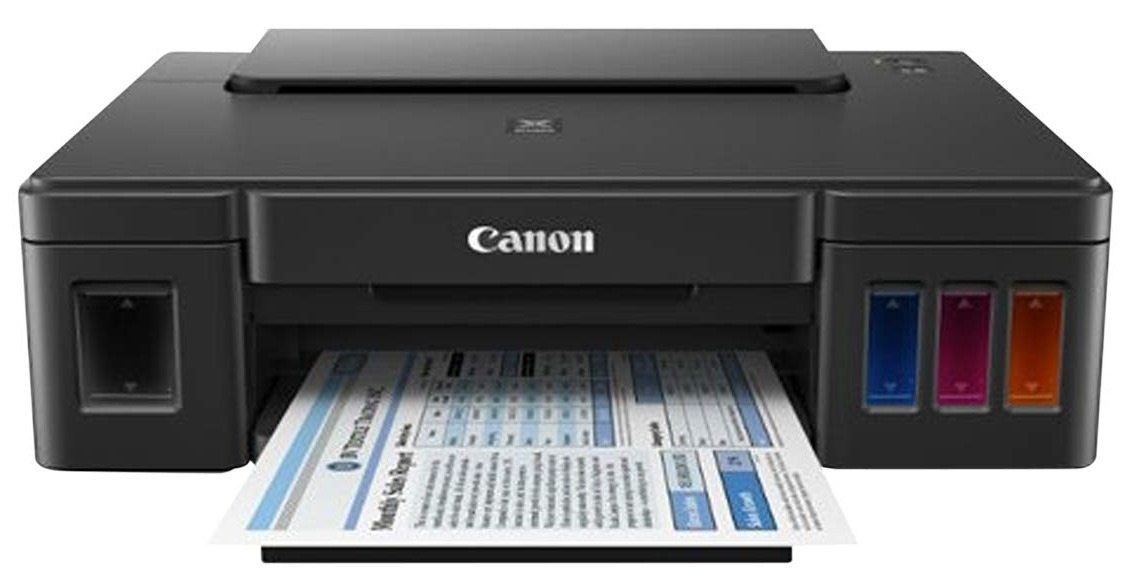Canon Pixma G2002 All in One Color Inkjet Printer 1 - Top 7 Printer available in Market for Student and Office use
