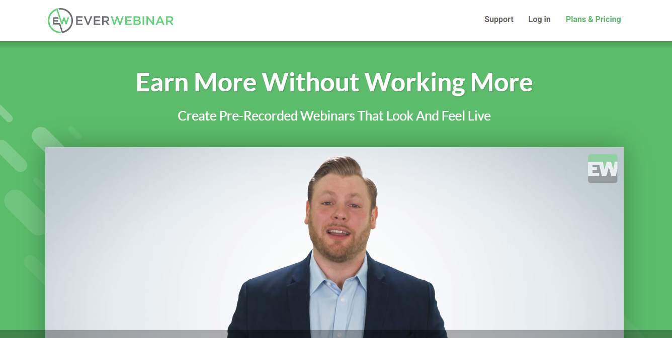 EverWebinar - 14 Best Webinar Software Tools in 2020 (Ultimate Guide for Free)