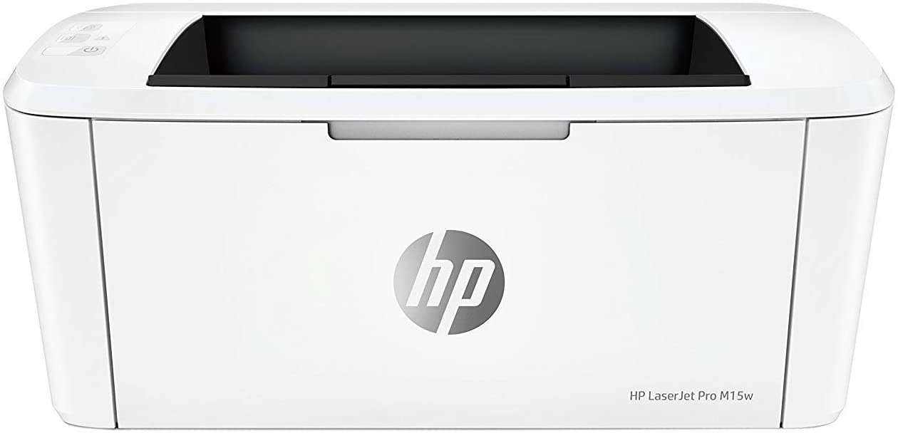 HP LaserJet Pro M15w Wireless Laser Printer - Top 7 Printer available in Market for Student and Office use