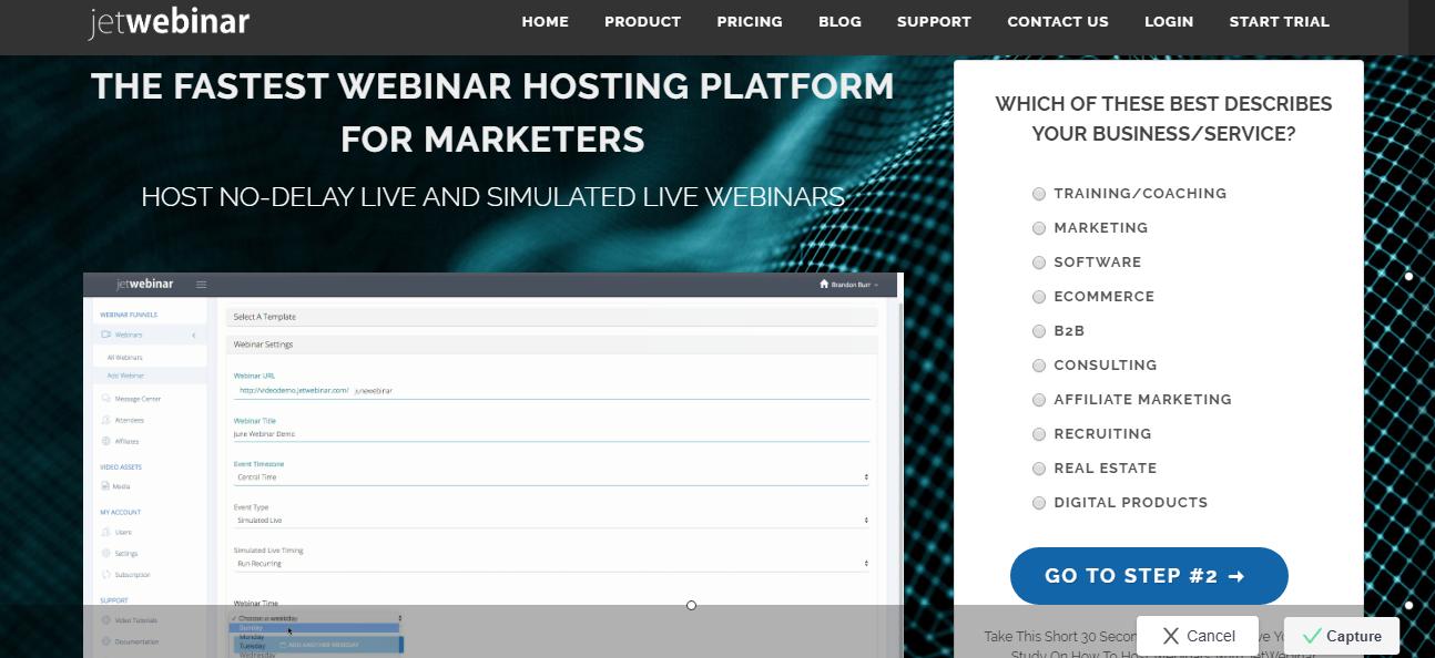 JetWebinar - Best 8 Webinar Software Tools in 2020 (Ultimate Guide for Free)