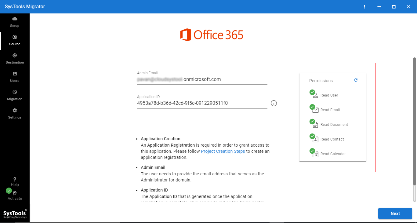 6 - Step-by-step Solution to Perform Office 365 Tenant to Office 365 Tenant Migration