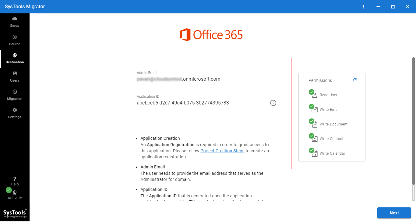 8 - Step-by-step Solution to Perform Office 365 Tenant to Office 365 Tenant Migration