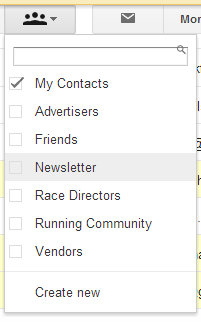 Build a list of contacts in Gmail 3 - How to Create a Mailing  List or Group in Gmail for Business Use