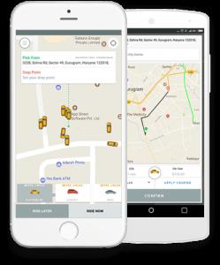 apporio taxi 249x300 - Uber Clone App Guide 2020