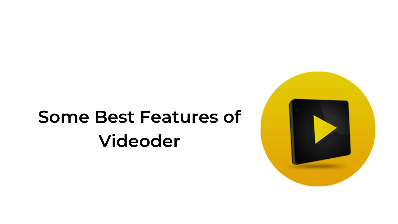 02 Some Best Features - Download Videoder For PC (With And Without Bluestacks)