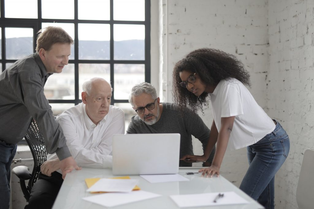 group of people looking at a laptop 3860868 1 1024x682 - Why Customer Success should be at the Core of Your Digital Transformation