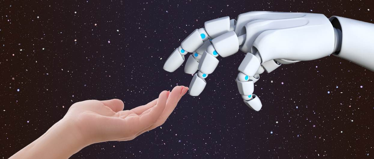 Collaborator: Rise of the Cobots