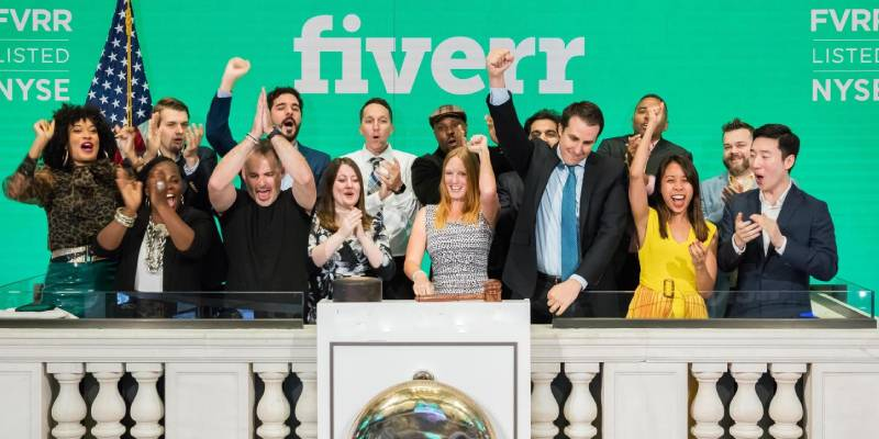 Fiverr 1 - Fiverr Business helps teams manage Freelance Projects