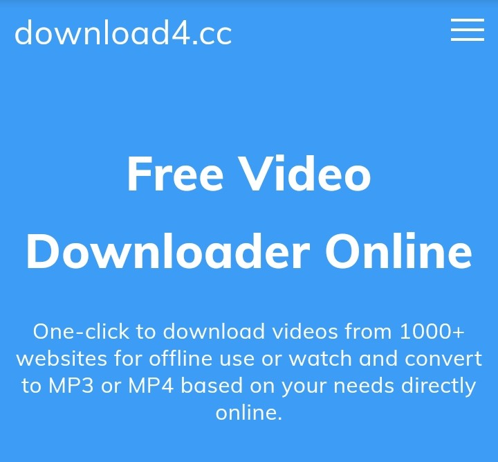 download4.cc video downloader - (2021 Reviews) Top 5 Free Online YouTube Video Downloader
