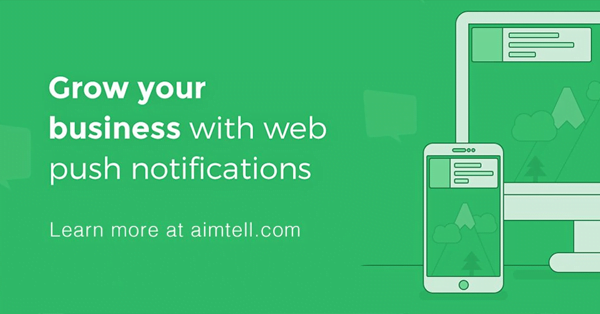 Aimtell - Top 20 Lead Generation Tools to Grow Your Business