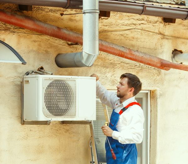 Hvac system - Industrial Ventilation and the Internet of Things: Optimizing HVAC systems