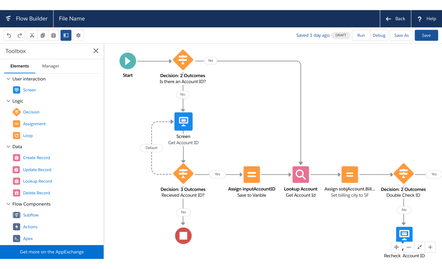 salesforce workflow ss - Workplace Innovation Platforms: The 2021 Guide