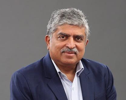 Nandan Nilekani - List of India's Top 13 Tech Billionaires